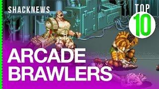 Top 10 Arcade Brawlers
