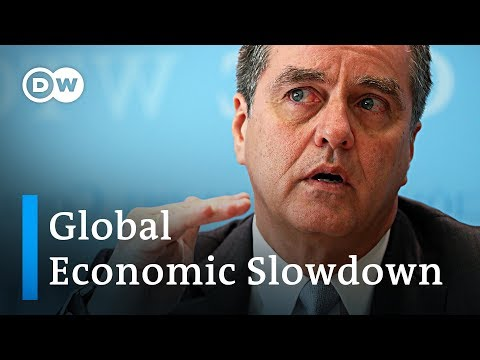 Brexit & Trade War: WTO warns of global economic slowdown   DW News