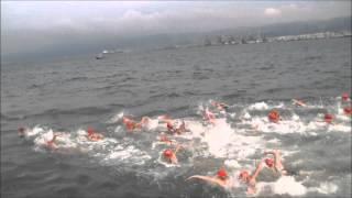 ECE ARIKKÖK - Degirmendere OPEN WATER 2014
