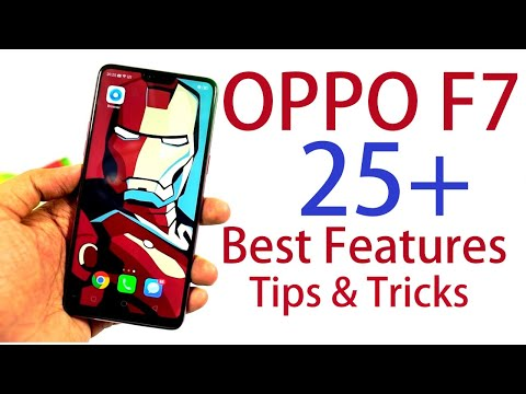 Oppo F7 25 Best Features And Tips & Tricks