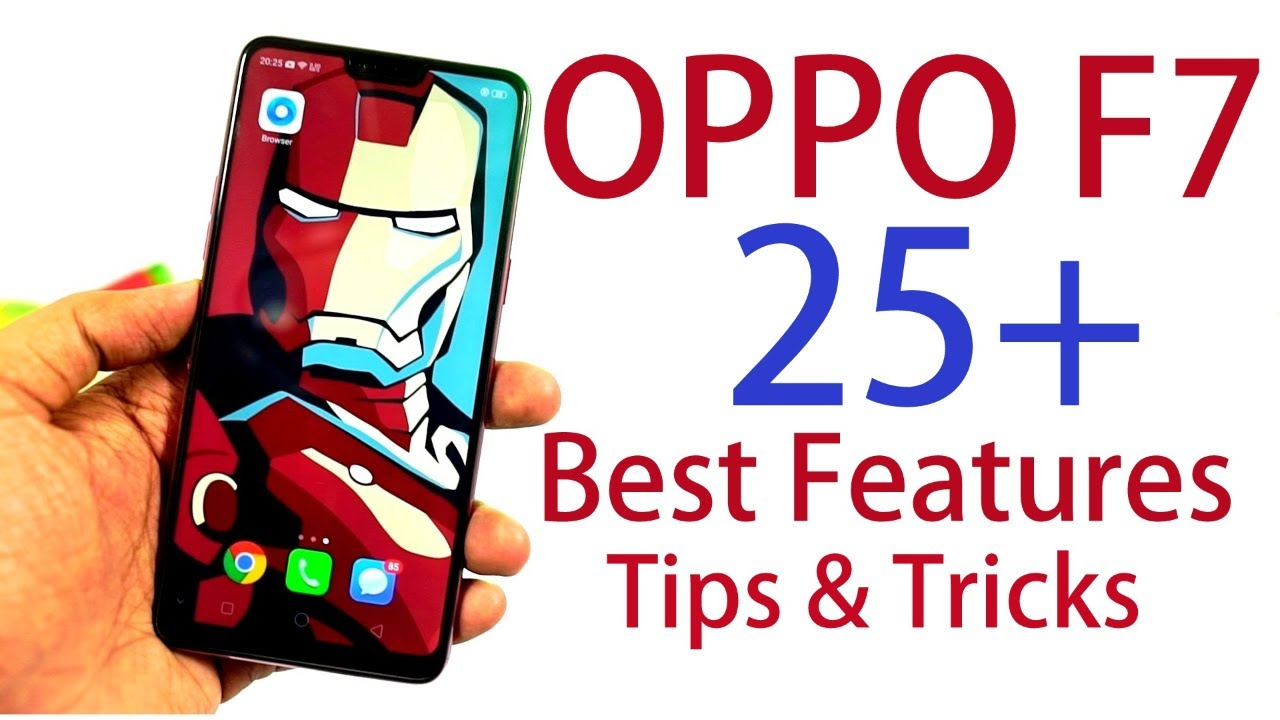 25+ Best Features of Oppo F7 [Tips and Tricks Included