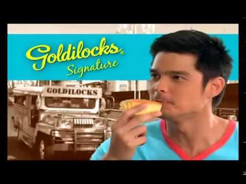 Dingdong Dantes Goldilocks Commercial Pinoy - YouTube