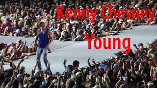 Kenny Chesney -Young Tampa, FL 4/21/2018