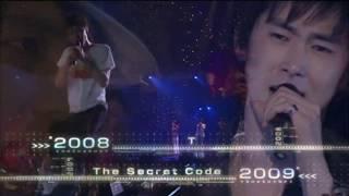 TOHOSHINKI BEST SELECTION 2010 intro cut (동방신기) (TVXQ!)
