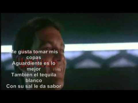 Antonio Banderas - El mariachi (con la letra)