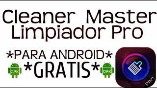 Clean Master Pro Android!! Limpiador+Antivirus+Acelerador (Pc Android Y Mas