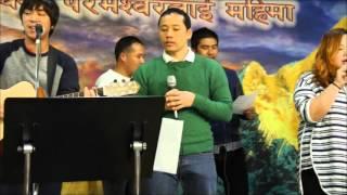 chadai aaunechhan yesu raja Nepali Christian Song