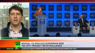 Web Mirage: 'no Believable Plan For Creating Secure Euro Network'