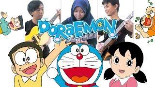 Doraemon no Uta [FINGERSTYLE GUITAR TRIO]