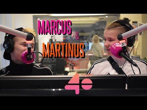 Marcus og Martinus på Norges Topp 40