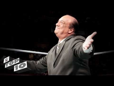 Paul Heyman's greatest insults: WWE Top 10