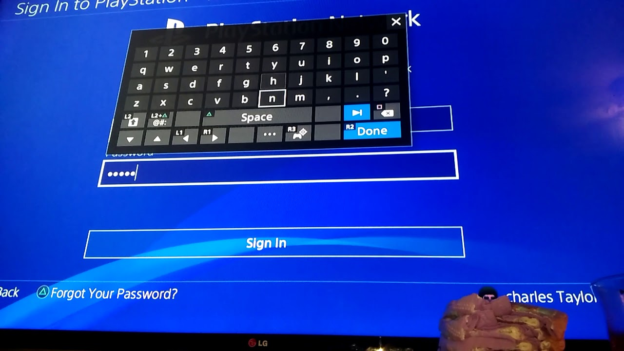 Free ps4 account with games