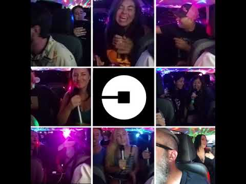 Chase Matthews - Man Turns Uber Ride Into Karaoke Party