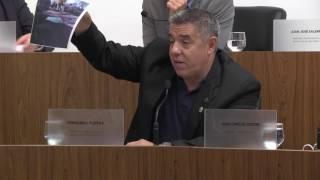 Fernando Fleitas - El Concejo solicitó trabajos al municipio en barrio Santa Rosa de Lima