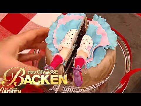 Verkostung: Sehr, sehr sexy   Das große Backen 2013   SAT.1 TV