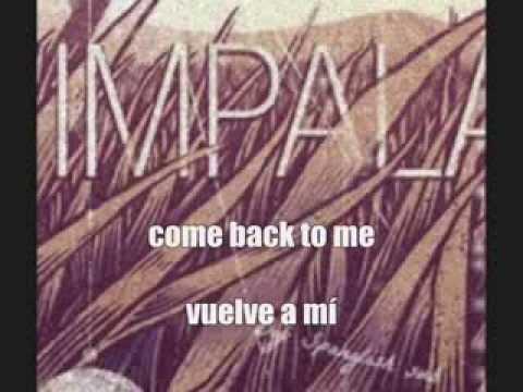 Tame impala Lucidity (sub ingles - español)
