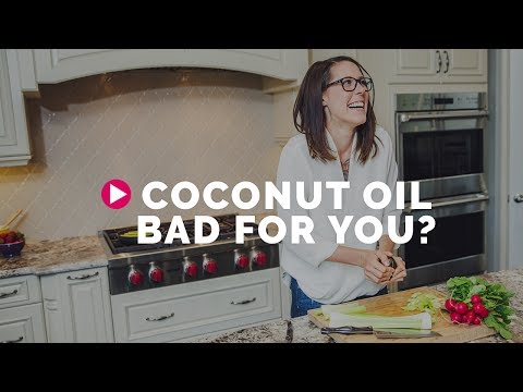 American Heart Association says Coconut Oil is BAD.