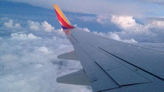 Storm Diversion | Southwest 3537 | Boeing 737-700 | Detroit to Atlanta