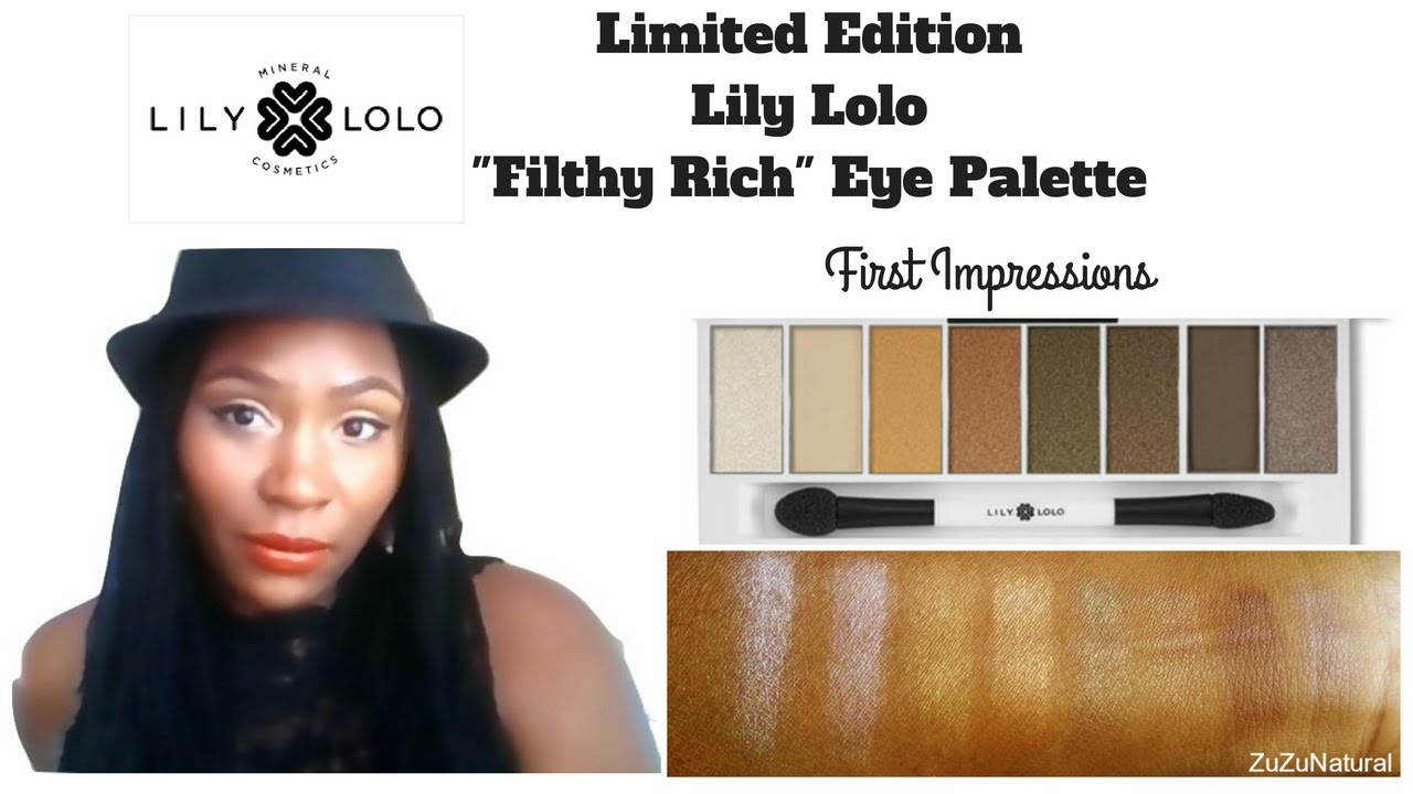 Laid Bare Eye Palette by Lily Lolo #9