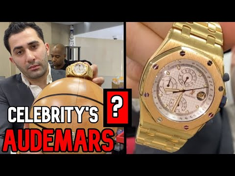 To WHICH Celebrity Does This AUDEMARS PIGUET Belong!?