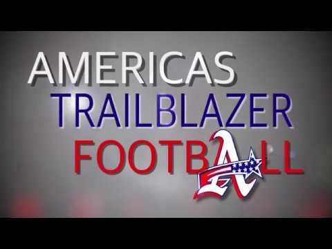 Americas High School Football Intro 2017