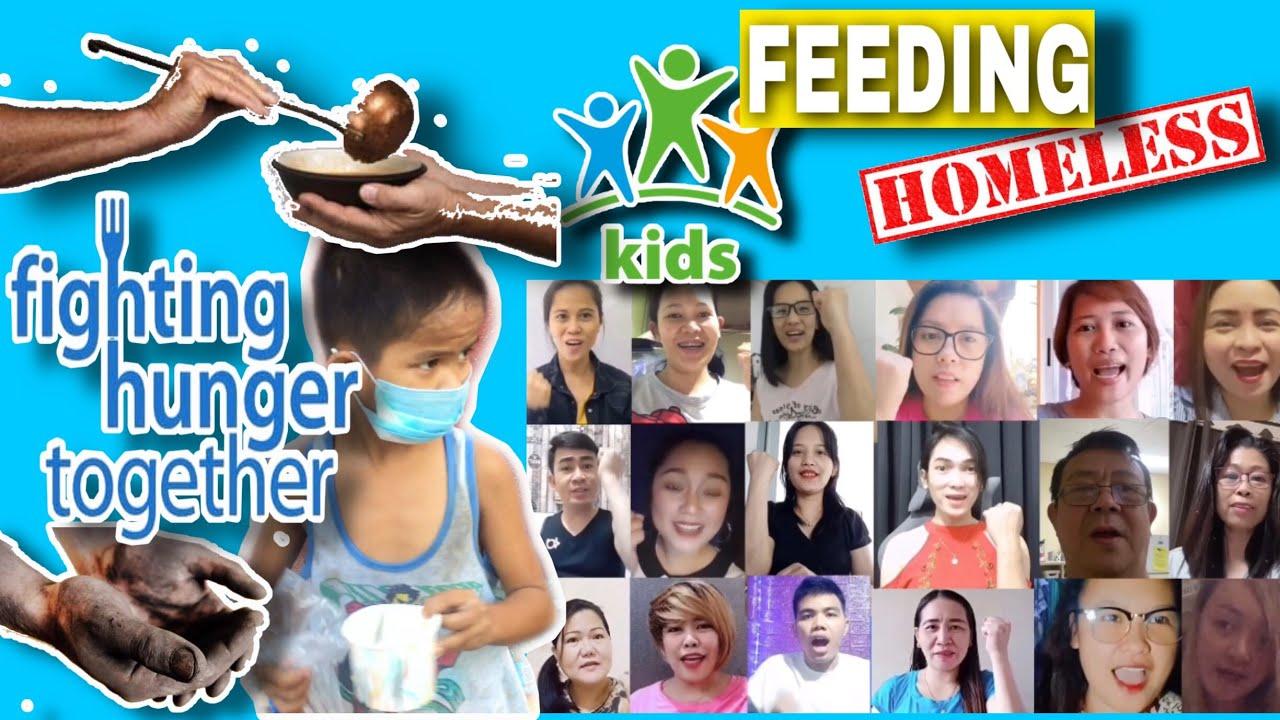 Let's Fight Hunger Together   Feeding Sponsors   Team Jessy   Feeding Godmother