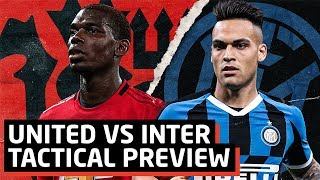 A Change of System? | Manchester United vs Inter Milan Tactical Preview | Man Utd News