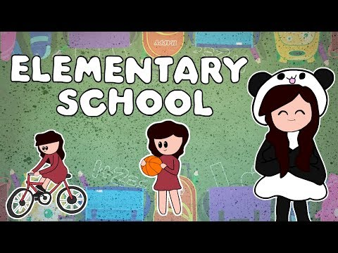 Elementary School Stories (+Face Reveal)
