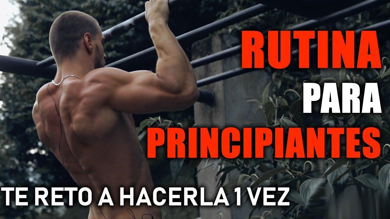 Download Rutina para Principiantes (Te Reto a Hacerla 1 Vez)
