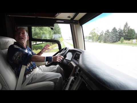 Neal Rubin drives a $740,000 motorcoach