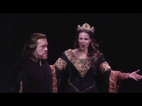 Interview With Macbeth, Lady Macbeth, and Conductor