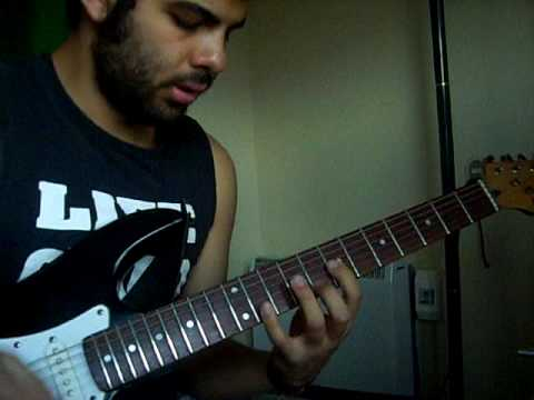 Save The Population - Red Hot Chili Peppers [Cover]