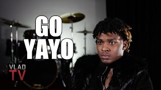 Go Yayo: Growing Up in Crip Hood, Dad in Rolling 60's, Watching Cousin Killed