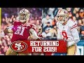 Live! 49ers Pick Up Arik Armstead 5th Year Option, Robbie Gould Franchise Tagged