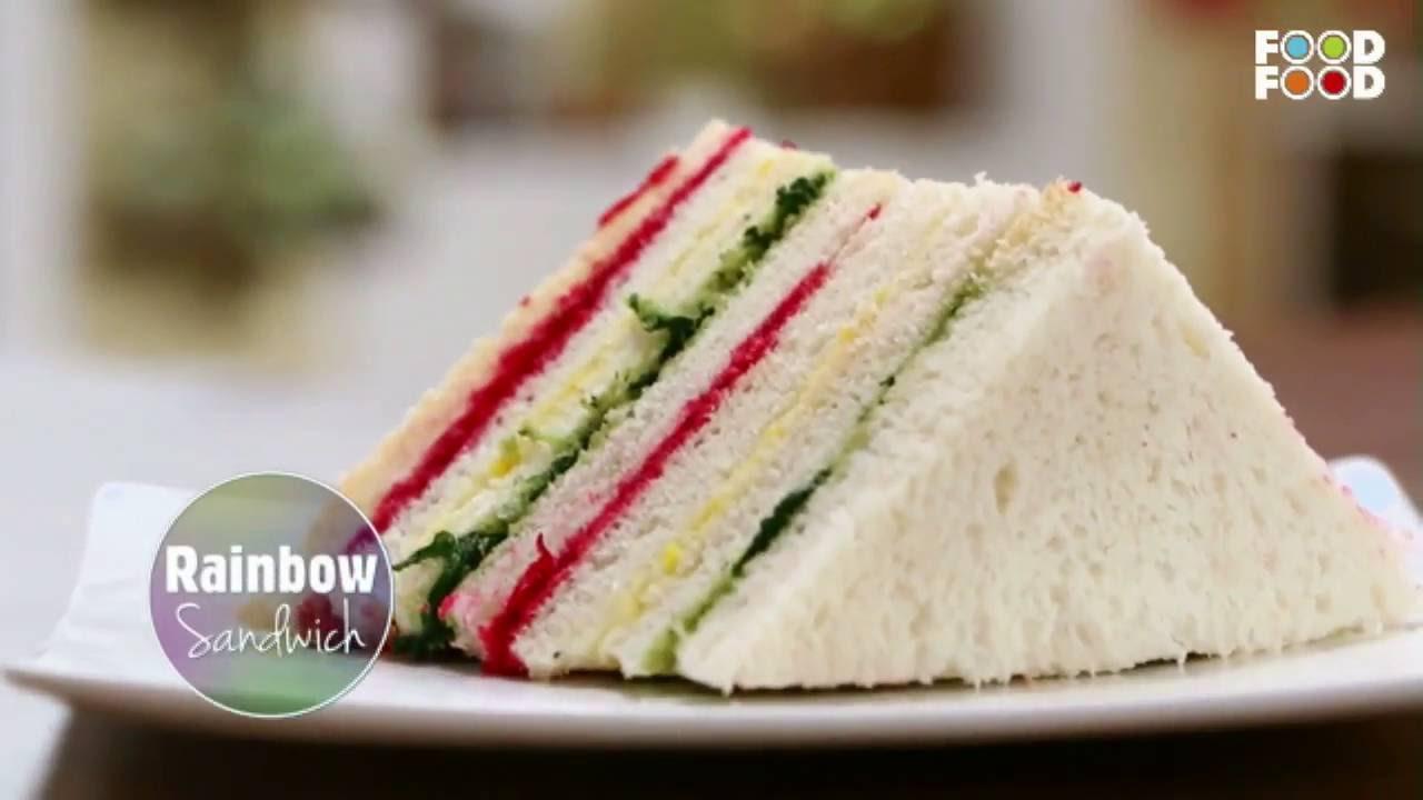 Mummy ka magic rainbow sandwich recipe amrita raichand youtube forumfinder Choice Image