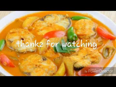 Fish Curry With Coconut Milk