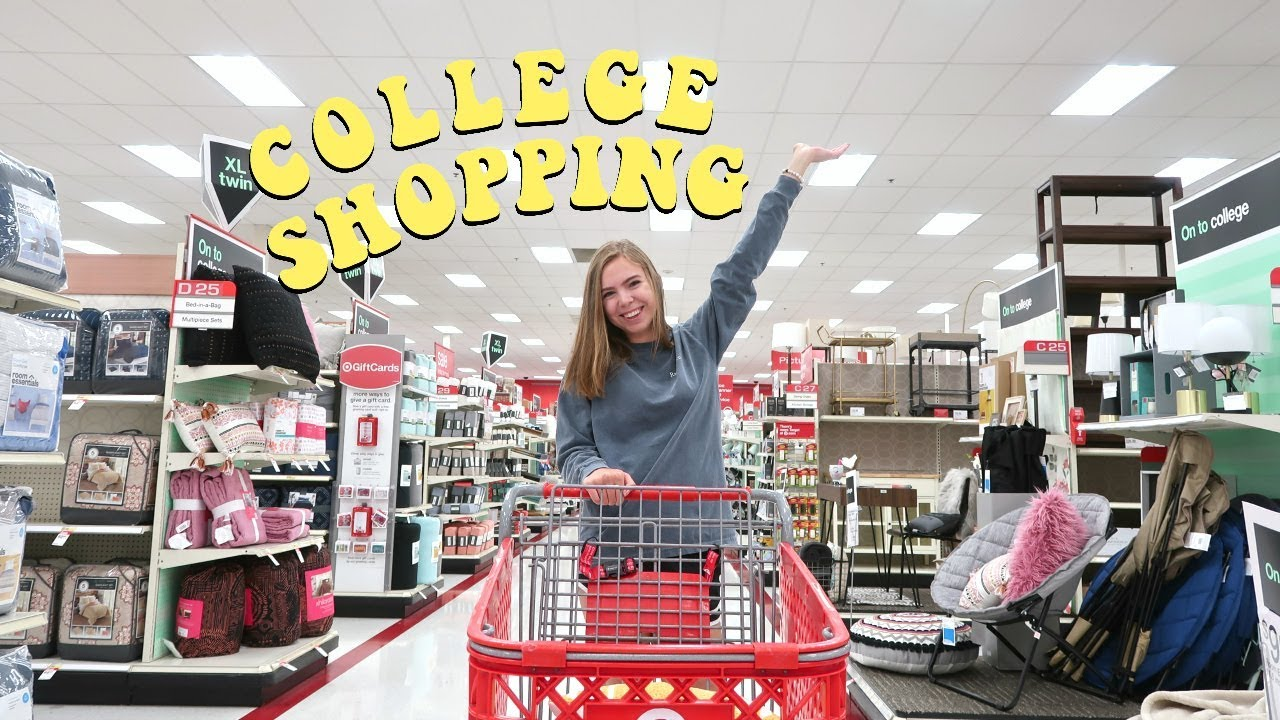 Dorm College Room Shopping advise to wear for everyday in 2019