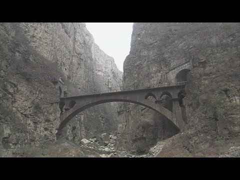 Chengdu to Kunming Railway Documentary成昆铁路纪录片