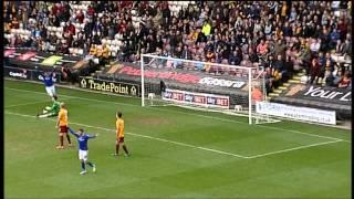 Bradford City vs Oldham Athletic - League One 2013/14