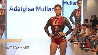 ACCADEMIA ITALIANA   ADALGISA MULLANO Spring 2018 Maredamare 2017 Florence   Fashion Channel