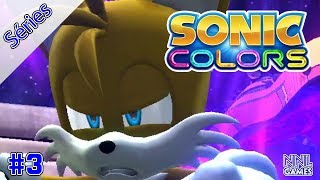 Tentando fazer a cabeça dos outros - Sonic Colo(u)rs #3 | Séries