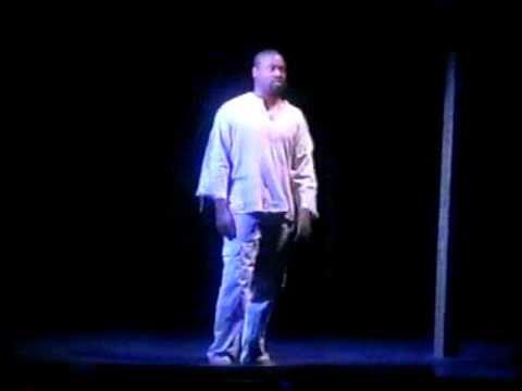 Billy Porter - Gethsemane (Nyack New York 1998)