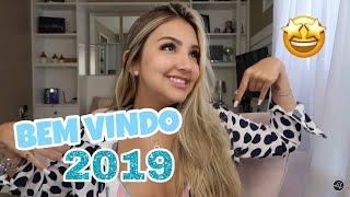 O QUE FICOU EM 2018 - terminei meu namoro? cade os vlogs?