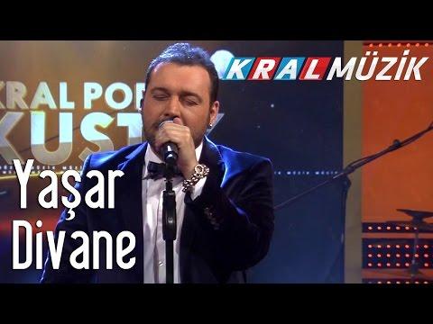 Kral Pop Akustik - Yaşar - Divane