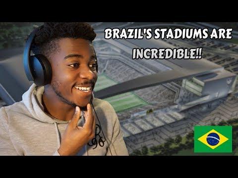 BRAZIL SÉRIE A STADIUMS 2019 | Reação
