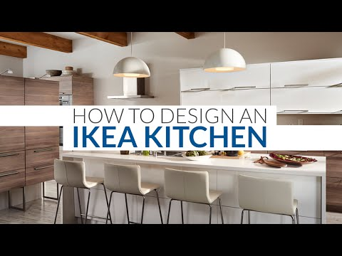 How To Design An IKEA Kitchen - IKEA Kitchen Design Walk Thr