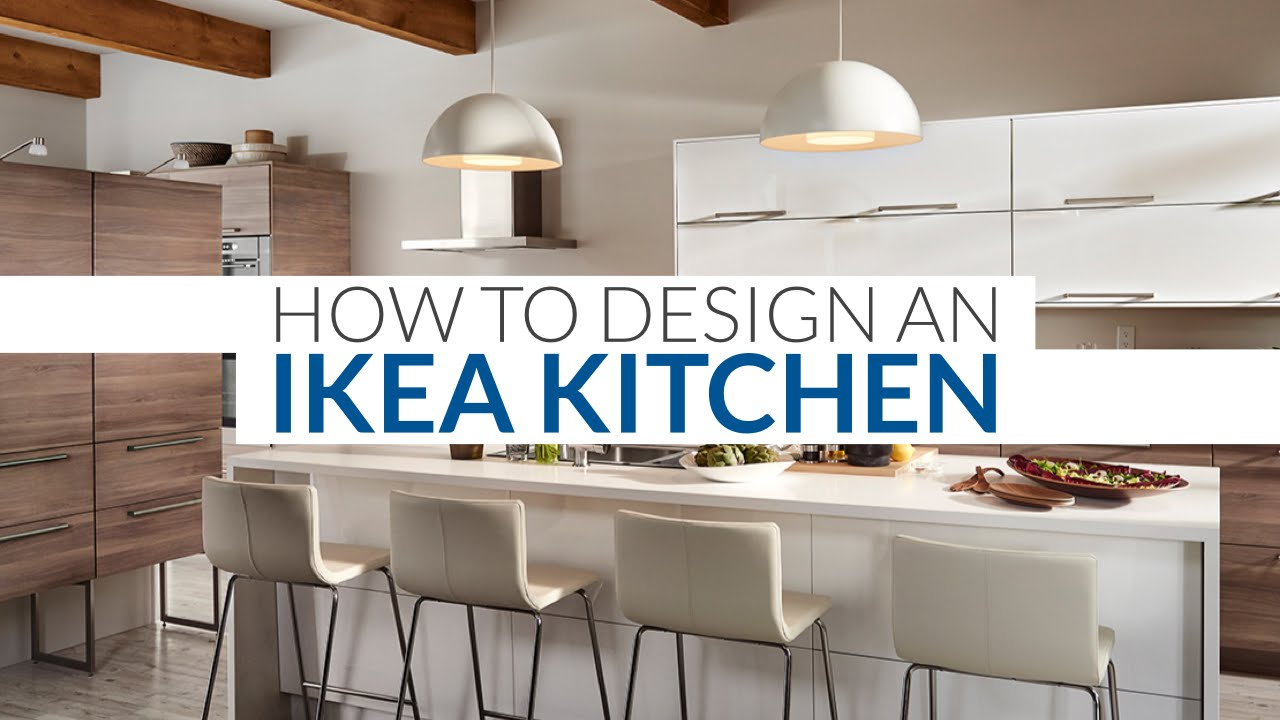 Beau How To Design An IKEA Kitchen   IKEA Kitchen Design Walk Through, Ideas U0026  Tips   YouTube