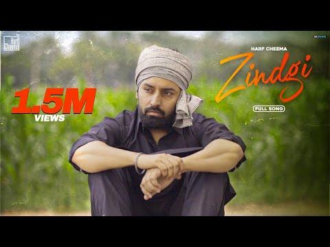 Zindgi : Harf Cheema (Official Video) Latest Punjabi Song 2021 | Kisan Ekta Zindabaad | GK Digital