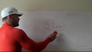 video blog is the 5 2 diet a good diet