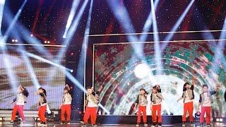 vietnams got talent 2016 - ban ket 2 nhay - nhom nhoc cu chi